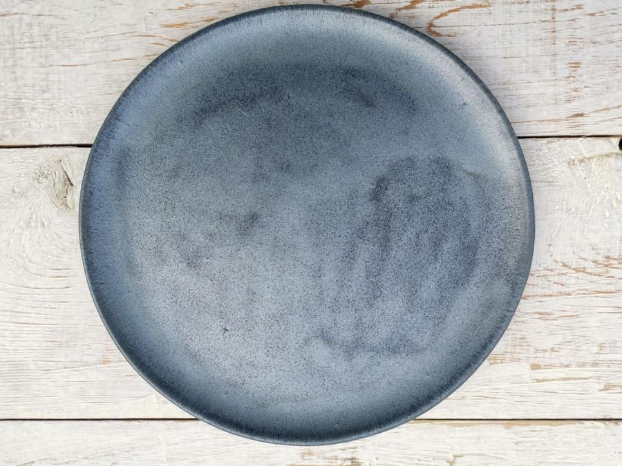 BALANDŽIO mėlyna lėkštė